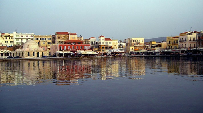 Chania, Venecian port