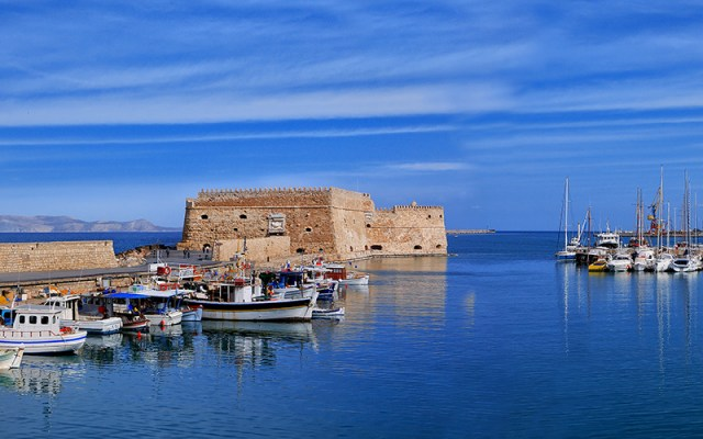 Koule Fortress, Heraklion