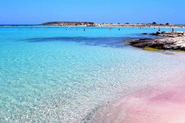 Beach In Elafonissi Among The Top 25 Beaches World
