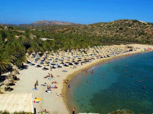 Vai, Palm Beach, Lassithi, East Crete