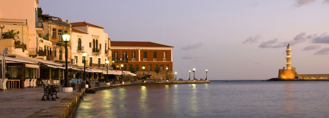 Chania, Lighthouse