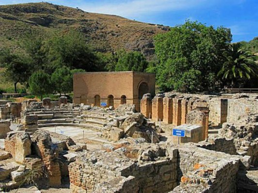 Gortys, Roman Theatre, South Crete
