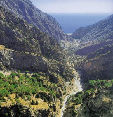 Samaria Gorge, Chania