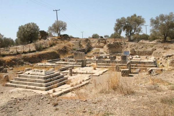Archeological site of Gortyna, Crete